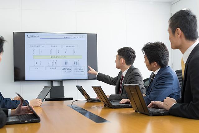 社内ベンチャー事業会社としての側面を持つユニークなファーム
